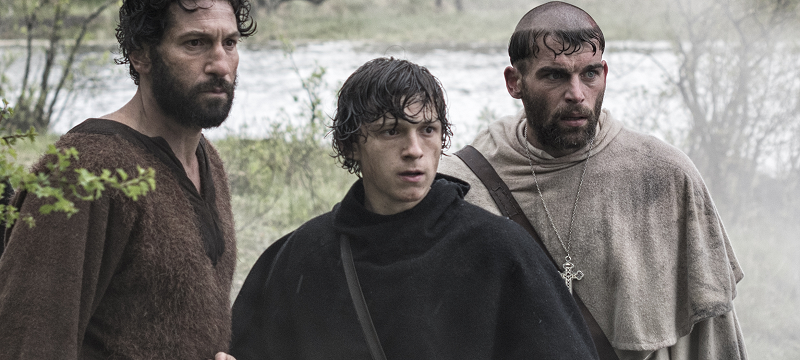 Pilgrimage [New Stills + Posters]