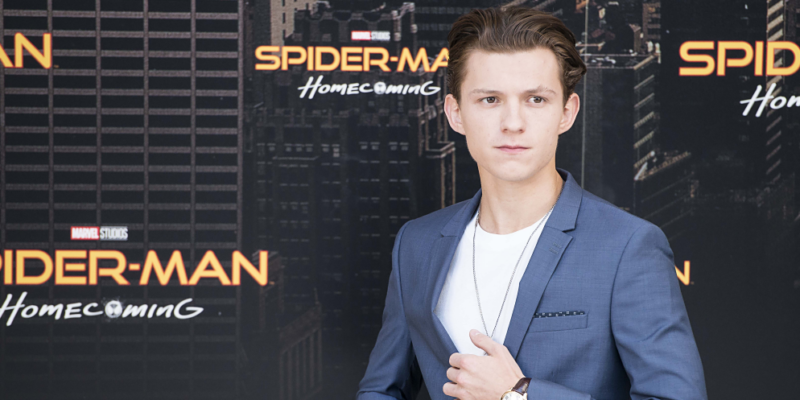 Spider-Man: Homecoming Madrid Photocall
