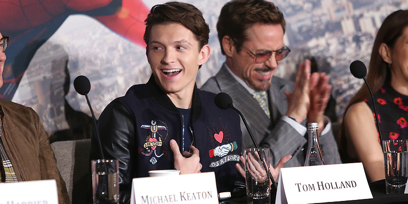 Spider-Man: Homecoming New York Press Conference