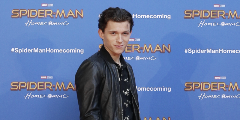 Spider-Man: Homecoming Barcelona Photocall