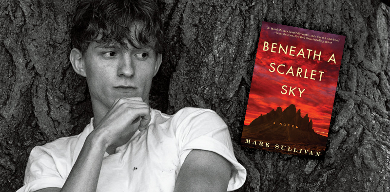 Tom to star in 'Beneath A Scarlet Sky'
