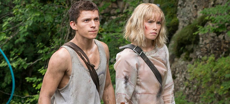 Chaos Walking [First Look Photo]