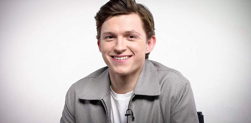 LAD Bible: Snack Wars with Tom Holland [Video + Caps]