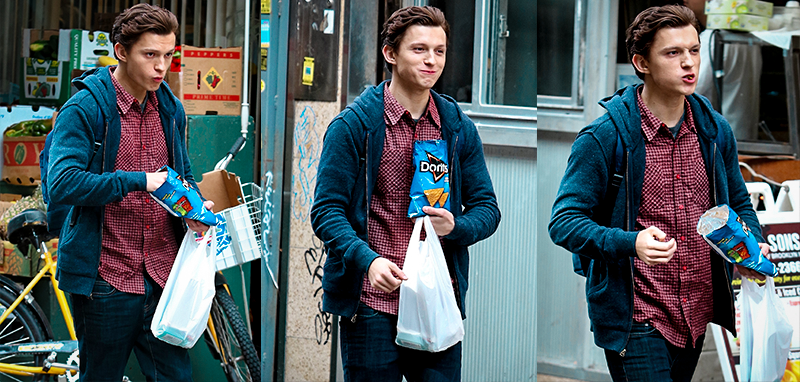 Filming Spider-Man: Far From Home in Brooklyn, NYC