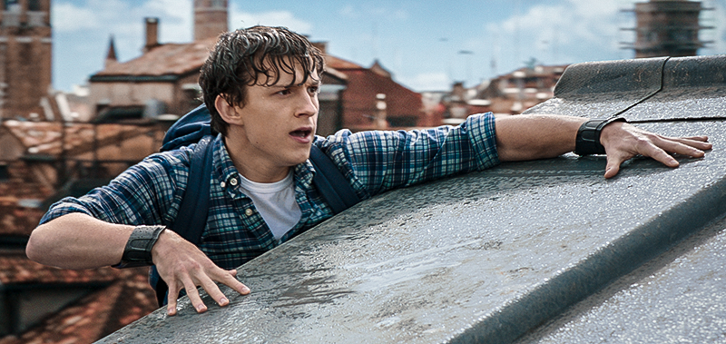 Spider-Man: Far From Home [Trailer + Still + Poster]