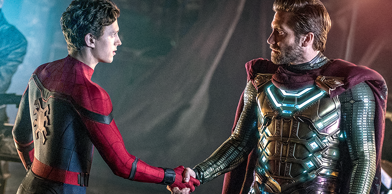 Tom teases Spider-Man's adventure abroad in Far From Home