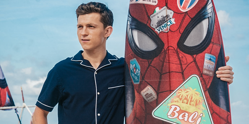 Spider-Man: Far From Home Press Tour Bali – Day 2