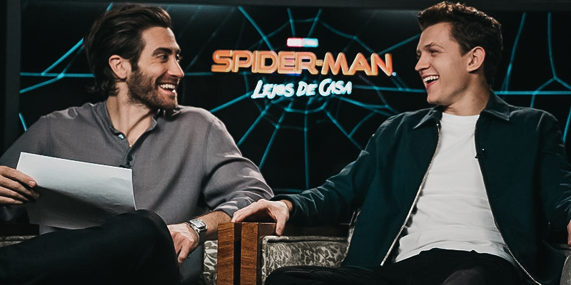 Spider-Man: Far From Home Press Tour – Day 1 [Mexico]