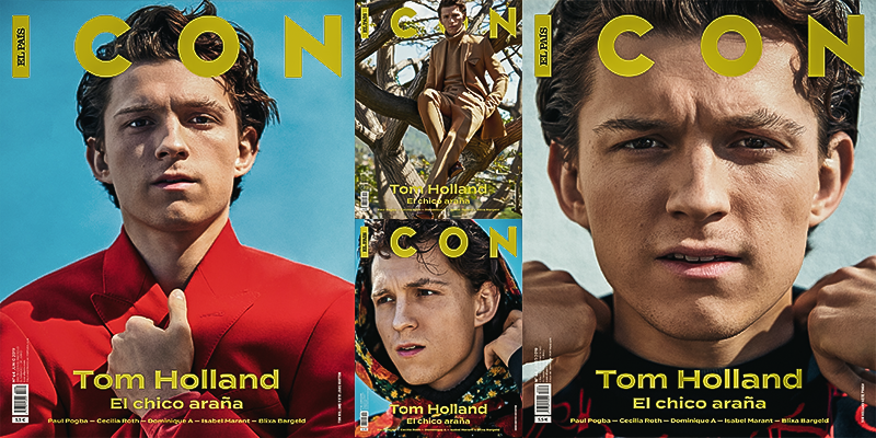 Tom covers ICON El Pais [Covers + Photos]