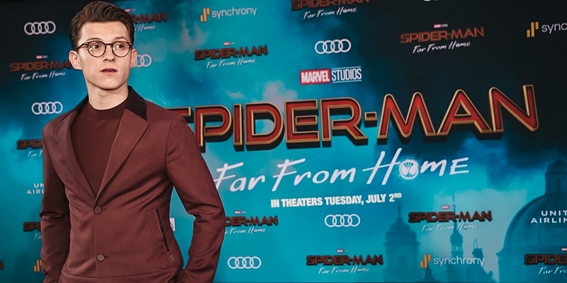 Spider-Man: Far From Home Los Angeles Premiere