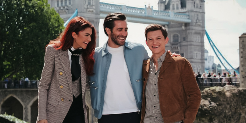 Spider-Man: Far From Home London Photocall