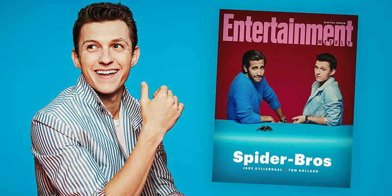 Tom covers Entertainment Weekly [Photoshoot + Covers + BTS]